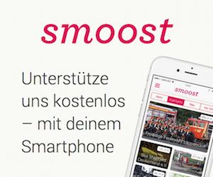 Unterstütze uns auf smoo.st