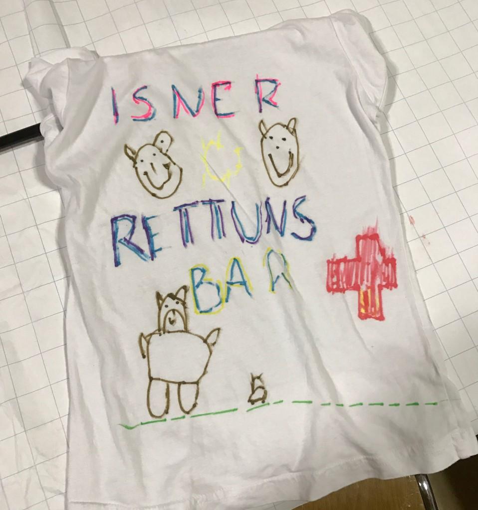 Kinder-Shirt 2