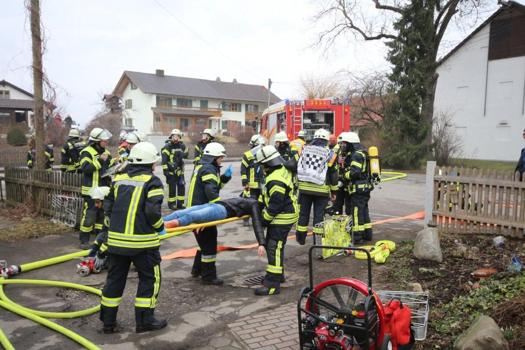 2019-03-02 FFW Großübung Poigenberg 2