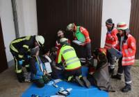 Einsatzübung in Poigenberg am 02.03.2019
