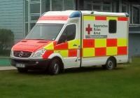 Erster Sanitätsdienst mit neuem Fahrzeug